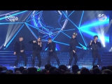FANCAM  101116   B.A.P - SKYDIVE, I GUESS I NEED  M! Countdown