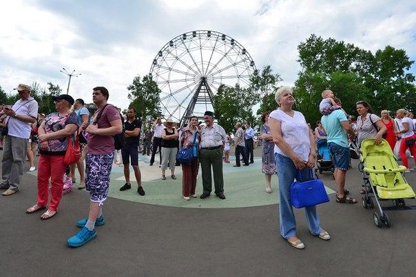 Сабантуй отпраздновали в Хабаровске