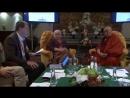 Диалог Далай ламы и российских ученых Выступление Анохина и начала доклада Алек