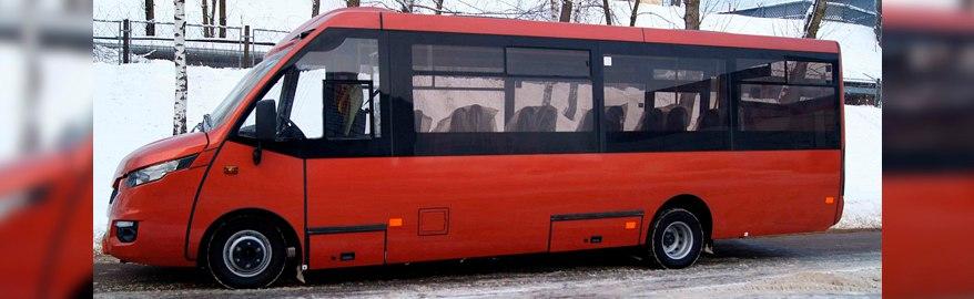 В Минске создали новый «носатый» автобус