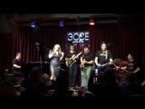 Tim Hazanov & BlackSax Band и Анжелика Фролова. Moscow gig, 3 June 2017