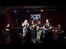 Tim Hazanov BlackSax Band и Анжелика Фролова. Moscow gig, 3 June 2017