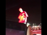 May 3: Another video of Justin performing 'Let Me Love You' in Tel Aviv, Israel.