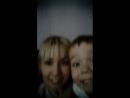 мы с сыной