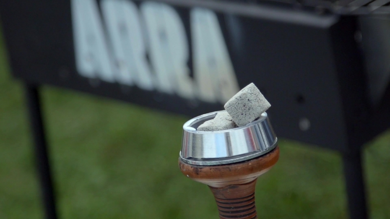 ARRA Cubes на International Hookah Picnic