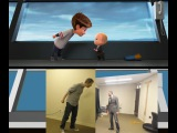 Boss Baby Animation & Reference Reel 1