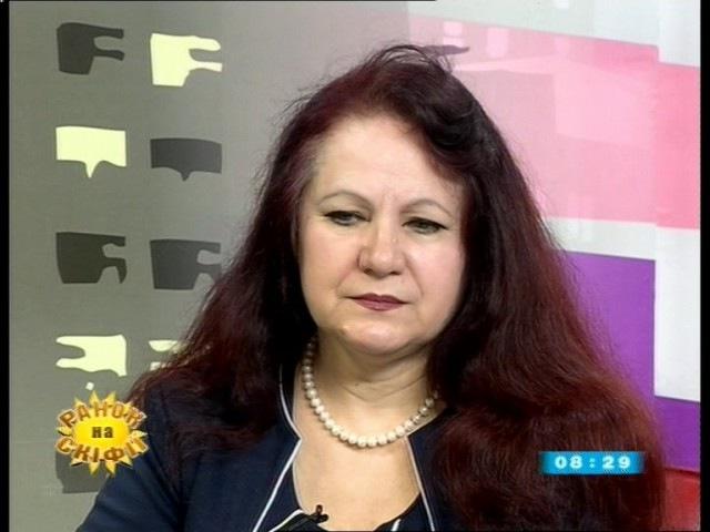 Віра Чудакова - старший науковий співробітник Інституту педагогіки НАПН України