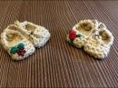 DIY Подарок со смыслом за полчаса. Вязание крючком сувенирных лаптей - оберегов.