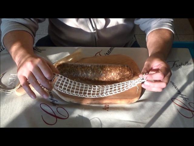 Рецепт приготовления сыровяленой колбасы Чоризо