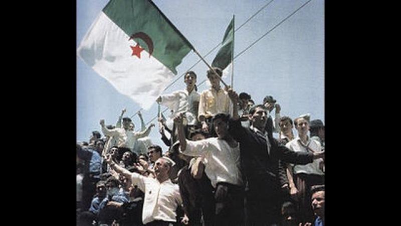La Guerre d'Algérie, le coup d'état des généraux, l'OAS, l'exode