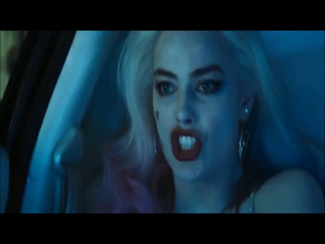 Joan Jett Harley Quinn Do You Wanna Touch me Metal Extreme MONSTER Hard Rock HQ