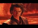 Энакин Скайуокер Дарт Вейдер против Оби-Вана Кеноби. ЧАСТЬ 3. Звёздные войны Эпизод 3. 4K