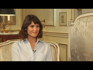 Gemma Arterton: 'I'm a feminist but I enjoy watching Bond movies'