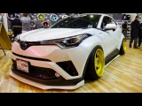 (4K)TOYOTA CH-R VIP STYLE modified