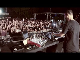Fatima Yamaha live at Glitch Festival 2016