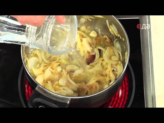Кухня Индии. Цыпленок карри с миндалем