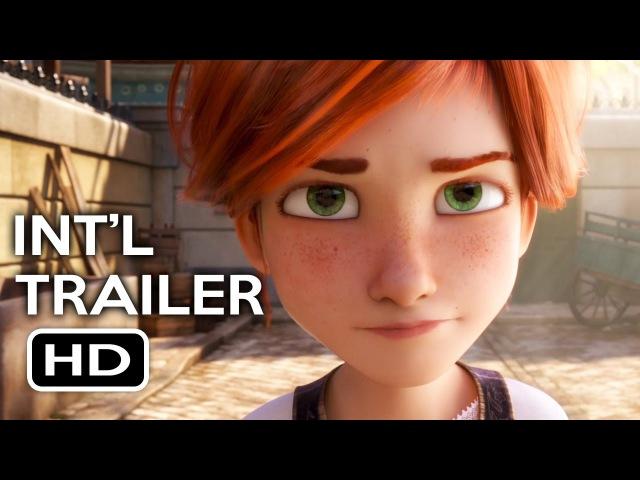 Ballerina Official International Trailer 1 2016 Elle Fanning Maddie Ziegler Animated Movie HD