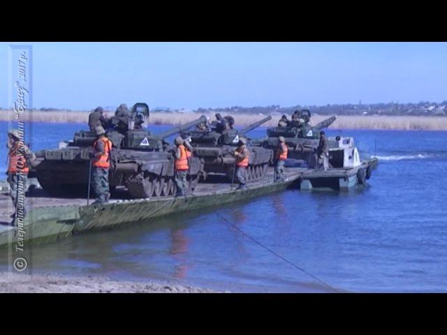 Навчання військ оперативного командування «Південь».