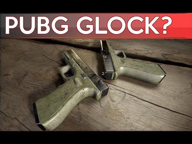 Глок в PUBG. 8 килов с глока и обзор пистолета. Убийство VJLink'a. P18C в PUBG
