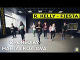 R.Kelly - Fiesta  Dancehall choreography by Maria Kozlova  D.Side Dance Studio