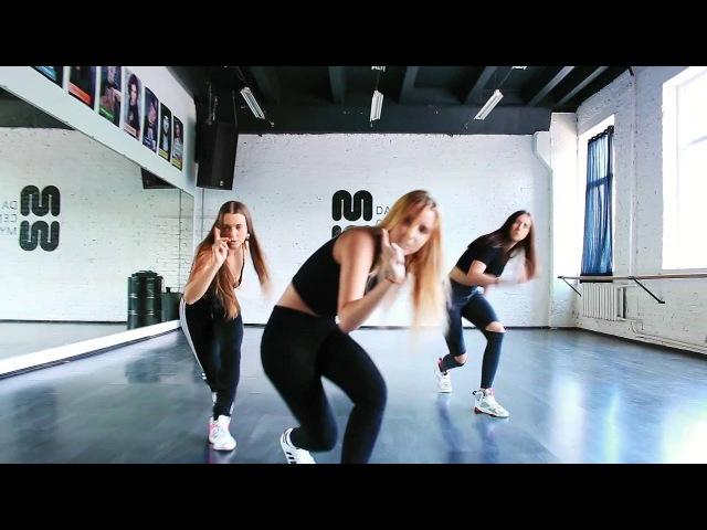 Dancehall Choreo By Alina Savel'eva  Kalash ft Pompis - Independed Gyal