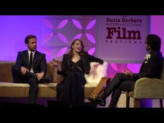 SBIFF 2017 - Ryan Gosling Discusses