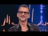 Interview with Depeche mode on Skavlan russian subtitles