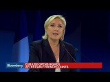 Le Pen Say 'Now Is Time to Free the French People'