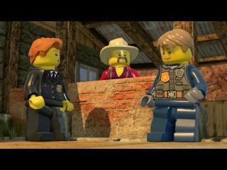 LEGO City Undercover - совместный режим