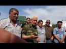 QAT üzvləri ermeni quldurlarının şehid etdiyi 18 aylıq Zehranın mezarinı ziyarət ediblər.