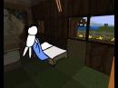 Minecraft For Noobz Майнкрафт Для Нубов по-русски - часть 1
