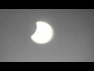 Затмение солнечного зайчика