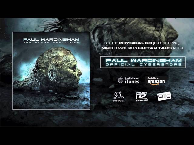 PAUL WARDINGHAM | Digital Apocalypse [feat. Stéphan Forté]