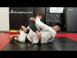 Knee Shield Pocket Sweep