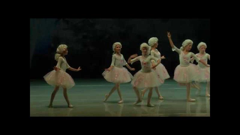 Prancūzių šokis Nerijaus Juškos baleto mokykla