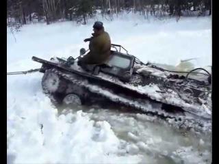 Заполярный Урал [ ГТСка ] Дороги севера OffRoad 4x4
