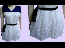 Balloon Top DIY Balloon top drafting, cutting and stitching step by step tutorial