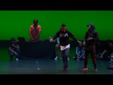 Les Twins vs King Charles and Prince Jaron City Dance Make Lemonade Benefit