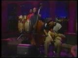 Cassandra Wilson - Death Letter (David Letterman Show)
