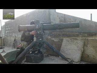 #جيش_العزة استهداف مجموعة من الضباط والعساكر في شليوط بصاروخ تاو 12-1-2017