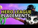 ♥ Heroes of the Storm (HotS) - Hero League Placements Season 2 Part 2