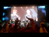 VK170813 Monsta X - Ending @ The 1st World Tour Beautiful in Moscow
