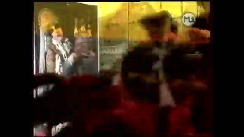 Заставка программы Наши в городе! (31 канал/М1, 1999-2004)