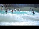 Жаркое лето 2017 в Уфимском аквапарке
