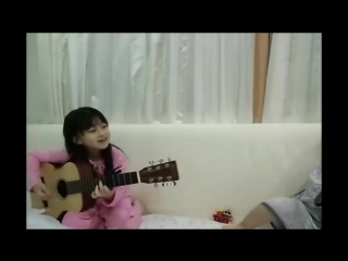 Gail Sophicha 9 years feat. NGap 2 years. Blank Space (Taylor Swift)