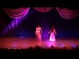 Valentina Ocasti e Alice Giampieri - Double Drum Solo 4097