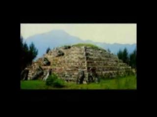 Мумии белых голубоглазых великанов и пирамиды в Китае