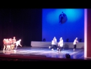 """Танец """"Хип-Хоп"""". Современная хореография и Брейк-данс Центра """"ОБРАЗЪ""""."""