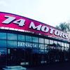 74 MOTORS (запчасти,экипировка Челябинск)