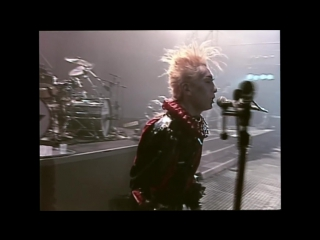 Buck-tick 'angelic conversation' ''sabbat'' live 1989